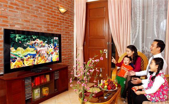 Với sự phát triển đa dạng của truyền hình trả tiền như hiện nay, khách hàng sẽ có thêm nhiều lựa chọn - Ảnh minh họa