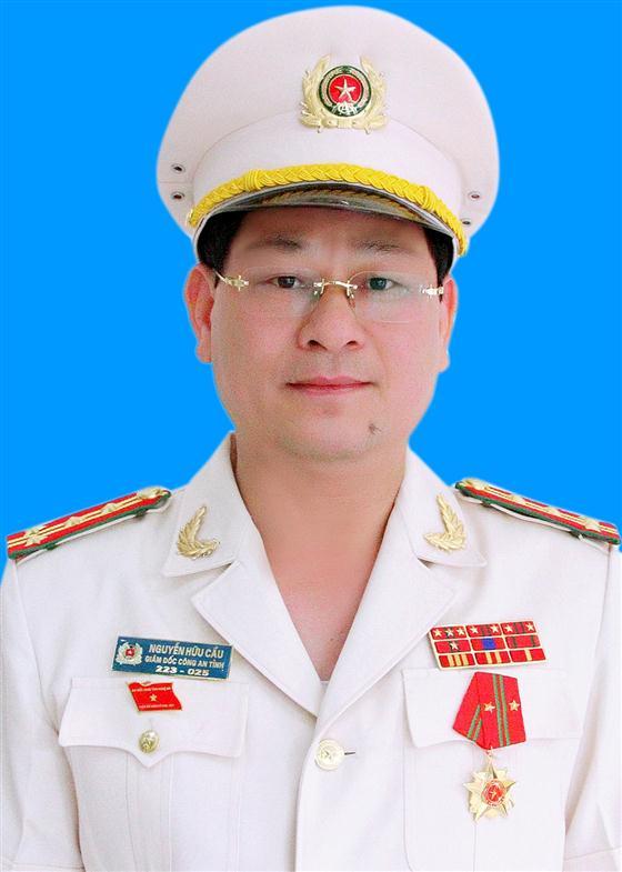 Bao Cong An Nghệ An