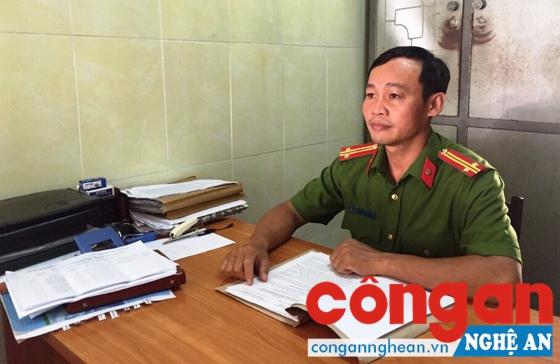 Trung tá Nguyễn Văn Hoà