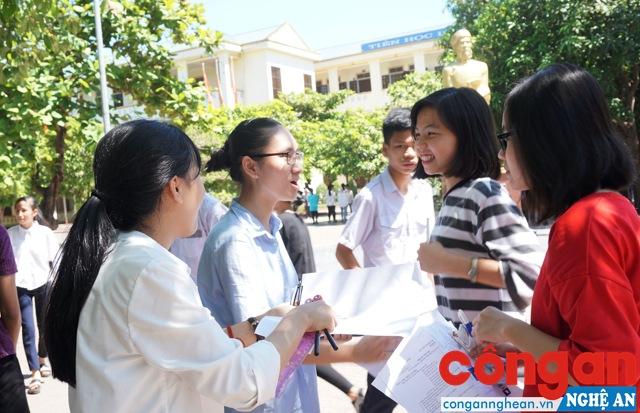 Kỳ thi Tốt nghiệp THPT 2019 sẽ được tổ chức