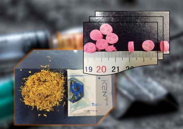 2 loại ma túy rất nguy hiểm