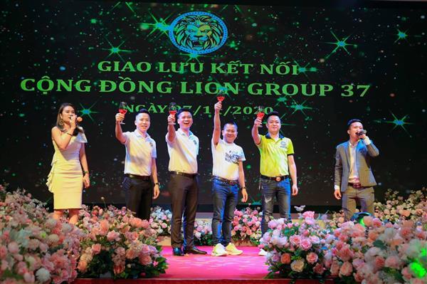 """""""Lion Group 37"""" thường xuyên tổ chức các sự kiện để thu hút, lôi kéo người tham gia"""